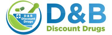 D & B DISCOUNT DRUGS