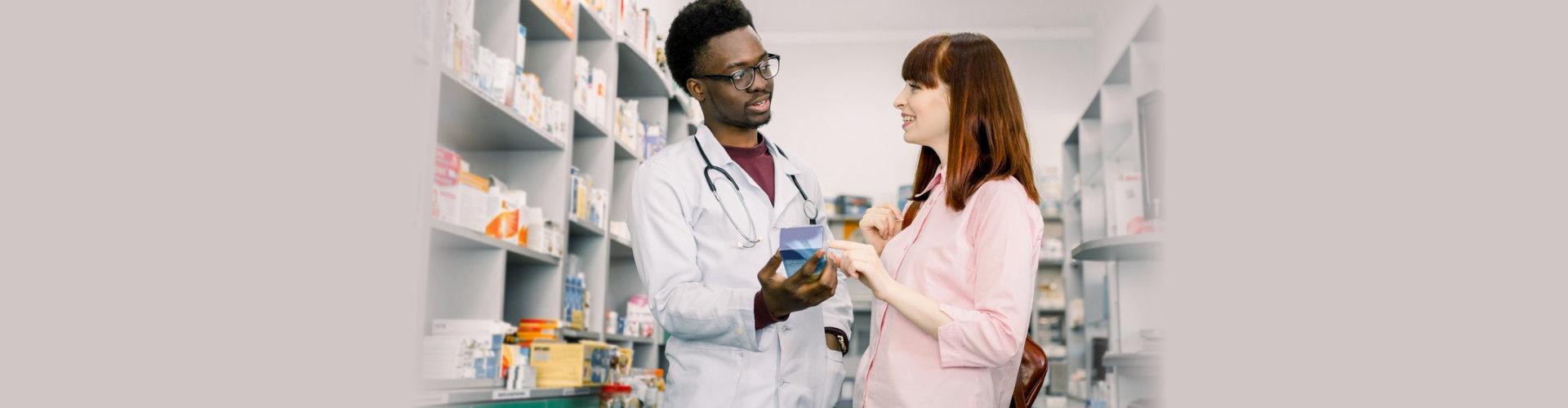 Customer asking to Doctor